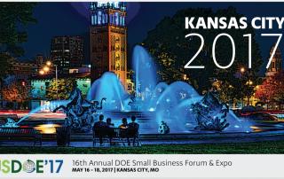 DOE Smal Biz Forum & Expo 2017