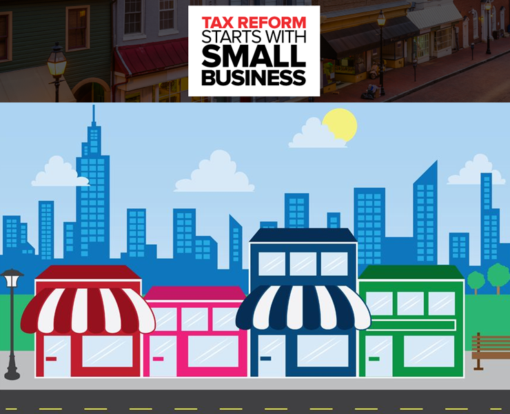 Small Biz Tax Reform