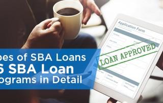 SBA Loans Program
